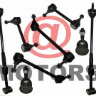 Lower Joint Rear Toe Adjustment Link Torque Sway Bar Front & Rear Jaguar Lincoln