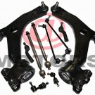 Control Arm with Joints Assy Tie Rod Sway Bar Front Lower Parts for Mazda 3 5