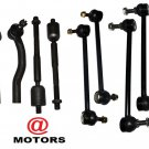 Camry Lexus ES300 Front Rear Sway Bar Links & Inner Outer Tie Rods Linkages New