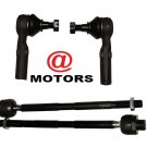 2008 Dodge Ram 1500 RWD Steering Set Inner Tie Rod Ends RH & LH Outer Tie Rod