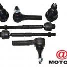 2009 Dodge Dakota Suspension & Steering Kit Lower Ball Joints Outer Tie Rod Ends