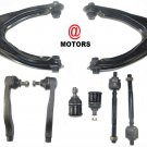 1997 2000 Honda CR-V Suspension Control Arms Tie Rods Lower Ball Joints New Kit