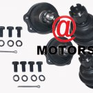 Suspension 2 Lower 2 Upper Ball Joints Right Left 1995 -1997 Pickup D21 New