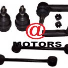 Chassis Tie Rods Sway Bar Links Kit Jeep Commander Grand Cherokee 2005-2010 New