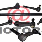 "Tie Rod Pitman & Idler Arm w/ 2,48"" Center Link RWD Ford Lincoln Steering Part"