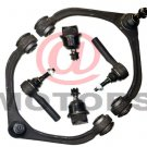 Truck Suspension Upper Control Arms Tie Rods Ball joint Dodge Dakota Mitsubishi