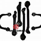 RWD Suspension Front Rear Lower & Upper Control Arms Dodge Magnum Charger 300
