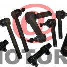 Steering Tie Rod End 2WD Dodge Ram 1500 Pitman Idler Arm Inner Outer Adjusting