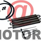 Auto Trans Oil Cooler Fits Acura Integra CSX Dodge Challenger Charger Toyota