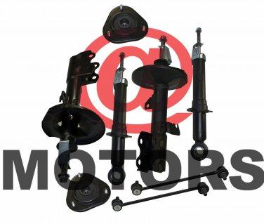 Suspension Strut Assembly Set kit  Front Sway Bar Link Struts Mount Toyota Prius
