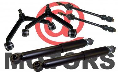 4WD Upper Control Arm Sway Bar Link Shocks Absorbers Set Dodge Ram 1500 Pick UP
