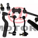 Tie Rods End Sway Bar Link Adjusting Sleeve Ball Joint Ford Super Duty F250 F350