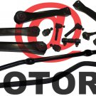 Steering Tie Rod End Ball Joints Sleeve Track Bar for Jeep CHerokee Comanche