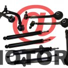 Set Upper Control Arms Lower RWD Dodge Charger Magnum Chyrsler 300 Suspension