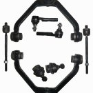 Suspension Kit Upper Control Arms Lower Ball Joints Inner Outer Tie Rods Ranger