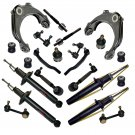 Steering Suspension Kit, Upper Control Arm Shock kit Stabilizer for Honda Accord