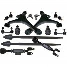 Suspension Kit For 03-11 Honda Element Lower Control Sway Bar Ball Joints Parts
