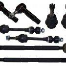 RWD Steering Tie Rod End Dodge Ram 1500 Suspension Sway Bar Link Ball Joints
