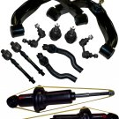 Suspension Steering Strut Assembly Control Arms Rack Ends Sway Bar Linkages New