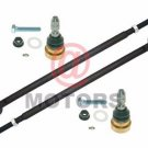 """Rear Upper Ball Joints Outer Toe Compensator Link For Lincoln Ford 17 """" Wheels"""