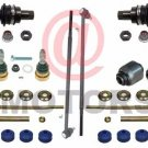 "Rear Ball Joint Toe Compensator link Bushings Sway Bar For Lincoln 17"" Wheels"