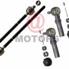 Steering Parts Front Inner & Outer Tie Rod Ends Fits Dodge Grand Caravan 2000