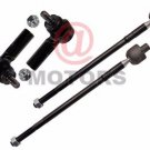 Steering Front Outer And InnerTie Rod Ends Fits Suzuki Grand Vitara 2006 New