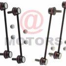 Suspension Parts Front Rear L&R Stabilizer Bar Link Kit Fits Hyundai Tucson New