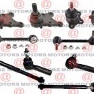 Upper Lower Ball Joints Inner Outer Tie Rods Sway Bar Links Chevy Colorado 4WD