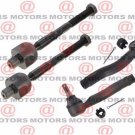 Steering Parts Front Inner & Outer Left & Right Tie Rod Ends For Mazda 6 New