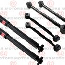 For Chevrolet SSR 2005 Rear Lower Upper Left Right Control Arms Shock Absorbers