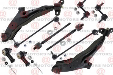 Control Arm And Ball Joint Assy Stabilizer Bar Link Tie Rods For Eclipse 05-01