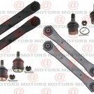 4WD Dodge Ram 4X4 1500 06-08 Front Lh & Rh Upper Lower Control Arms Ball Joints