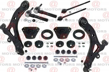 For Pontiac Aztek 01-05 Front Control Arms Tie Rod Stabilizer Bar Link Kit Strut Mount