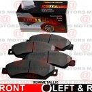 For Kia RIO 2006-2011 Front Left Right Disc Brake Pad Semi-Metallic MD1156 New