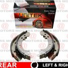 For Ford F-350 Super Duty 1999-2004 Rear Left Right Brake Shoes Replacement