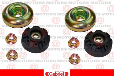 For Ford Escort 1981-1990 Rear Left Right Suspension Strut Mount Gabriel 142221