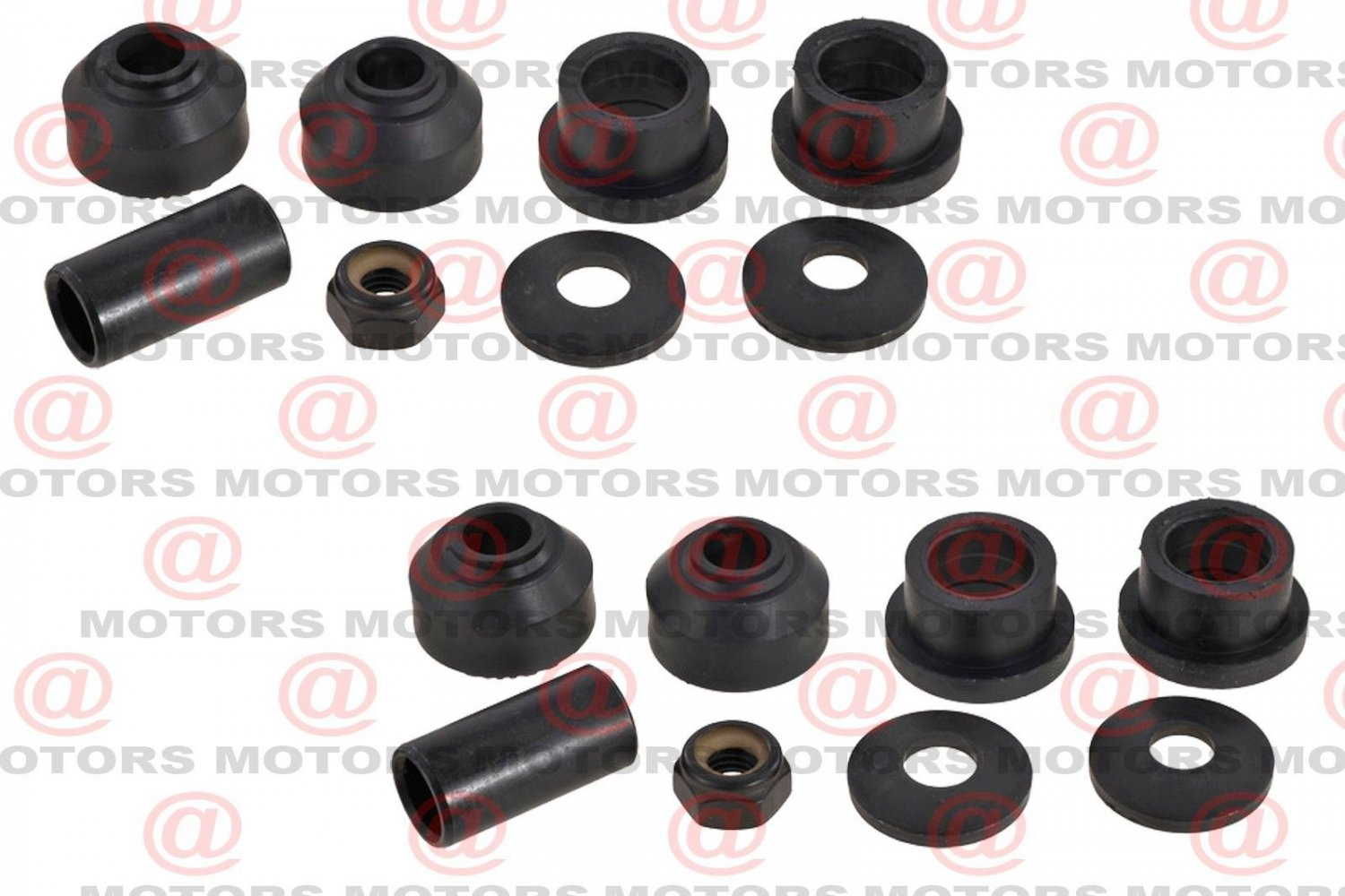 For Jeep Cherokee 1984-2001 Front Left Right Sway Bar Link Repair Kit New