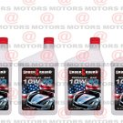 4 Pack Premium Motor Oil SAE 10W-40 946 ml Made In USA Underground