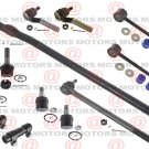 Ford F-250 1985-1994 Tie Rods Ball Joints Sway Bar Link Adjusting Sleeve 4WD New