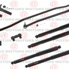 Ford F-350 4WD 1987-1997 Front Inner Outer Tie Rod Adjusting Sleeve Shocks Kit