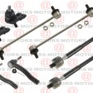 For Toyota Prius 04-09 Front Ball Joints Inner Outer Tie Rods Sway Bar Link New