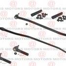 For Ford F350 87-97 4WD Center Link Drag Link Rack Ends Adjusting Sleeve 6 Pcs