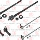 Fits Mitsubishi Eclipse 06-12 Front Outer Inner Tie Rods Stabilizer Bar 6 Pcs