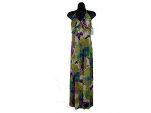 NWT RONNI NICOLE Long Stretch Summer Maxi Dress 8