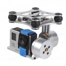 DJI Phantom Brushless Gimbal Camera Mount with Motor & Controller for Gopro/1/2/3