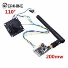 Eachine 700TVL 1/3 Cmos FPV 110 Degree Camera w/32CH Transmission_Sold Out !