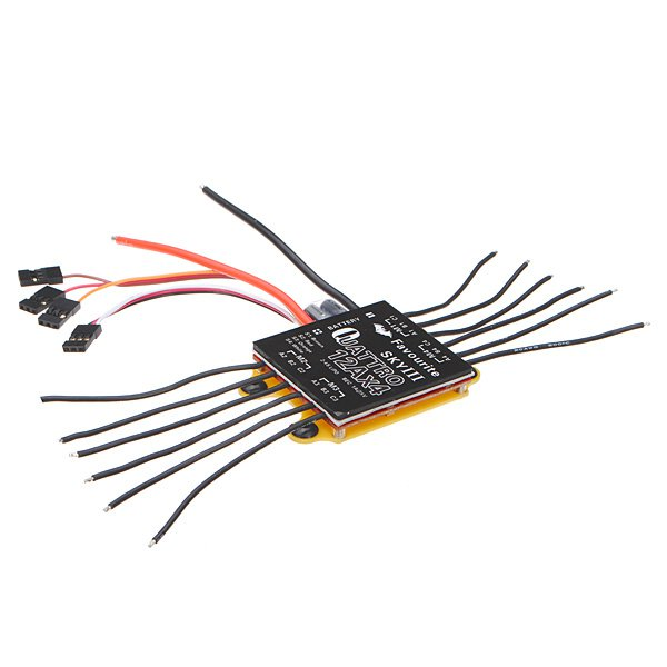 BLHeli 12A 4 In 1 Brushless ESC Speed Controller