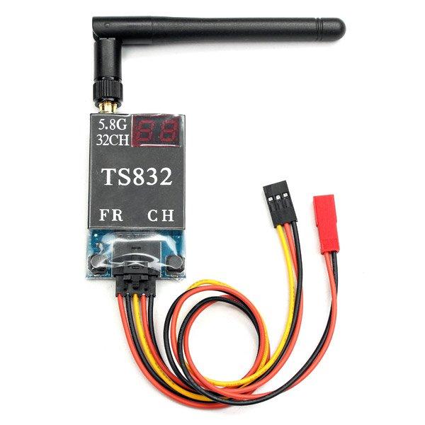 Eachine TS832 FPV 5.8G 32CH 600mW Wireless AV Transmitter