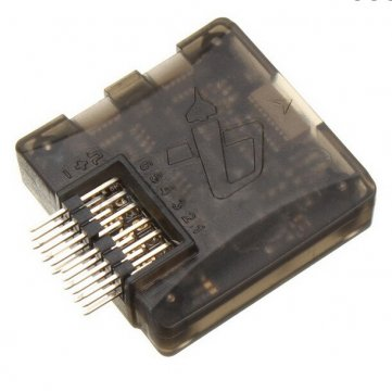 Spedix CC3D Flight Controller Connected Directly To DSM2 DSMX Satellite S.Bus